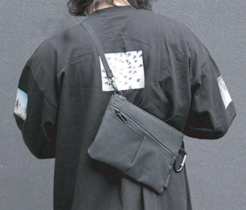 [ファンクショナル]Functional TIM ヘザーナイロンサコッシュ RCB-024TI (ブラック)
