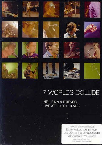 7 Worlds Collide - Live At The St. James - Neil Finn & Friends by Nettwerk Records