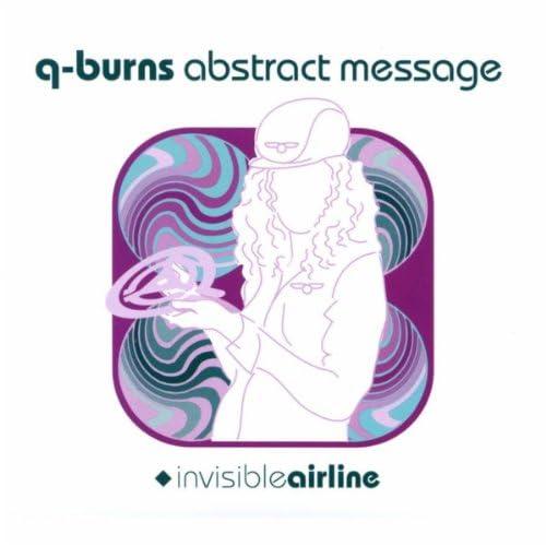 Q-Burns Abstract Message - Innocent