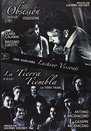 Ossessione - Obsesi?n (V.O.S.) / La Terra Trema - La Tierra Tiembla (V.O.S.) - Luchino Visconti.