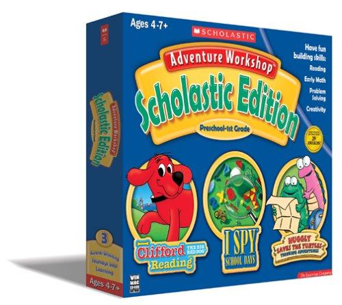 Adventure Workshop: Scholastic Edition Preschool-1st Grade