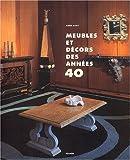 Meubles Best Deals - Meubles et décors des annees 40