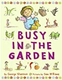 Busy in the Garden, George Shannon, 0060004649