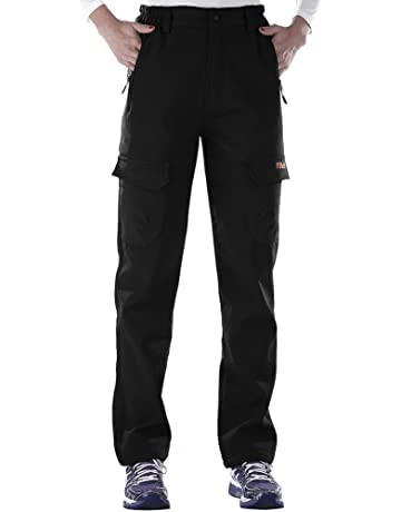 Nonwe Women s Warmth Water Resistant Snow Ski Pants 950be67b9