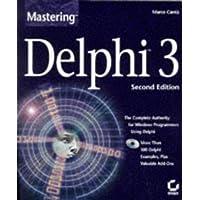 Mastering Delphi 3 2e +CD (Paper Only)