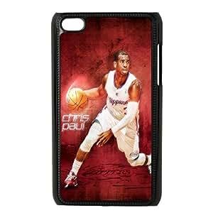 iPod Touch 4 Case Black Chris Paul JSK783325