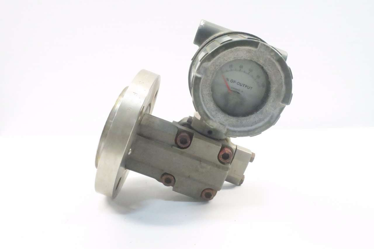 YOKOGAWA YA21F-SHSA1 24V-DC 0-288IN-H2O Pressure Transmitter D548388