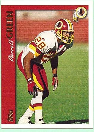 Darrell Green 1997 Topps  150 - Washington Redskins at Amazon s ... d048f2dd0