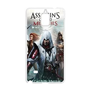 Samsung Galaxy Note 4 Phone Case Assassin's Creed Nq14080