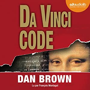 Da Vinci Code: Robert Langdon 2 Audiobook by Dan Brown Narrated by François Montagut