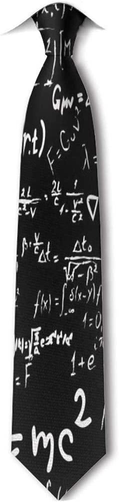 Xukmefat Fórmula matemática química Corbata de hombre Hipster ...