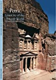 Front cover for the book Petra: Lost City of the Ancient World by Christian Auge