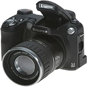 Fujifilm Finepix S5200 5.1MP Digital Camera with 10x Optical Zoom