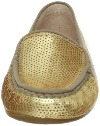Joan & David Collection Womens Faline Flat Gold hbvxOy