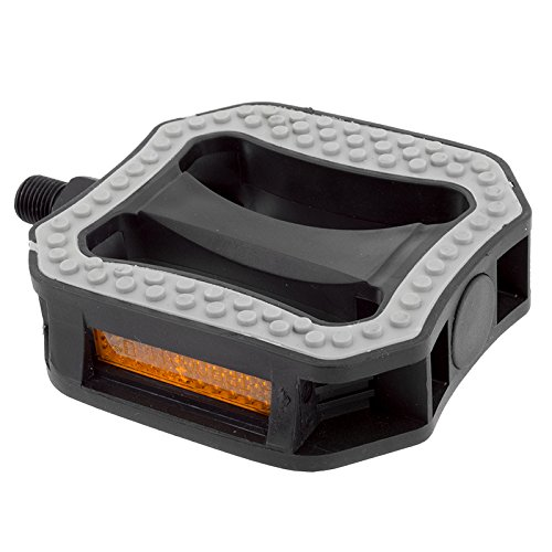 Sunlite Comfort Pedals Rubber Surface