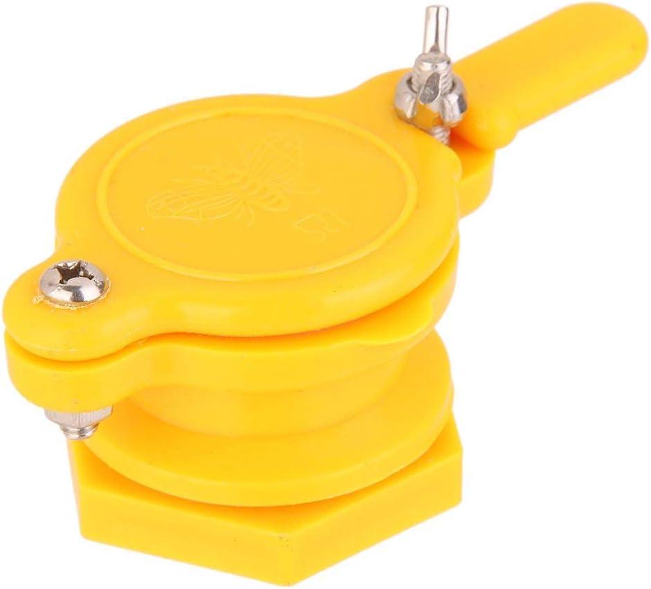 Hemore Honey Bee valvola Tool Nylon Honey Gate Rubinetto Miele estrattore Strumento Apicoltura Estrazione imbottigliamento Attrezzature Apicoltura Strumento di imbottigliamento Pet Supplies