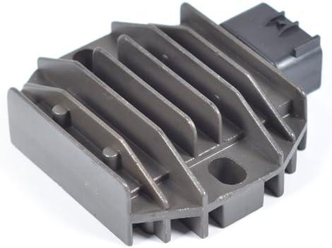 Rhino 660 YXR660 2004-2007 Rhino 450 YXR45 2006-2009 Tencasi Voltage Regulator Rectifier for Yamaha Kodiak 450 YFM450 2003-2006