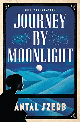 Book cover for Journey by Moonlight