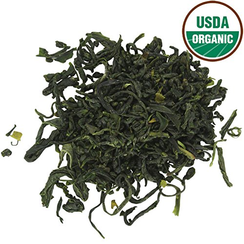 Teas Unique 2018 Korean Jeju Island First Flush Organic Green Tea, 250g
