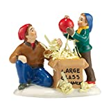 Department 56 Snow Village Holiday Helper Accessory, 1.69 inch