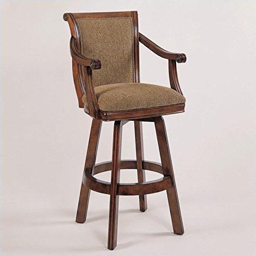 Powell Upholstered Bar Stool - 1
