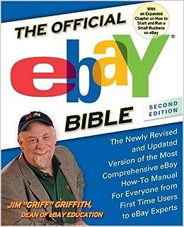 The Official Ebay Bible: Amazon.es: Griffith, Jim: Libros en idiomas extranjeros