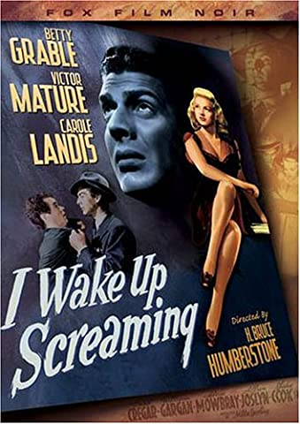 I Wake Up Screaming (Wake Up Frankie)