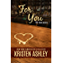 For You (The 'Burg Series Book 1) (English Edition)