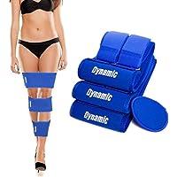 Corrección de Piernas, 3 Unids/set O/X Corrección de Piernas Brace Bandas Knock knee Bowlegs Straightening Bandage Belts Kit Por Filfeel