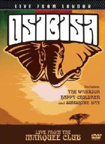 DVD : Osibisa - Live From London (DVD)