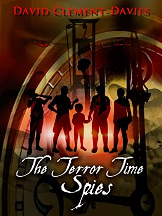 book cover of The Terror Time Spies