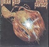 Uriah Heep: Return To Fantasy LP VG++ Canada Warner Bros. BS 2869