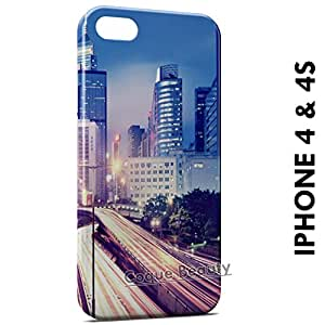 Carcasa Funda iPhone 4/4S Road Speed Protectora Case Cover