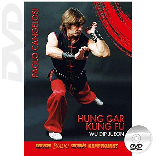 Hung Gar Kung Fu DVD with Paolo Cangelosi