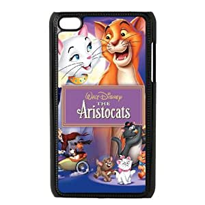 iPod Touch 4 Case Black AristoCats g1852739