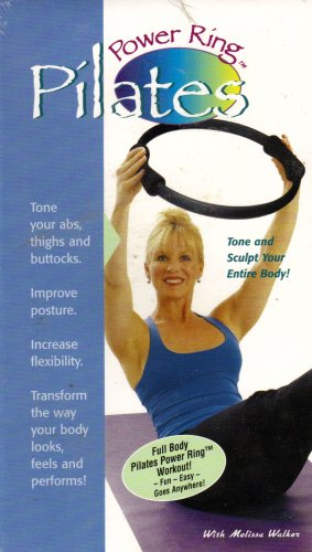 "Pilates Power Ring ""Workout"""