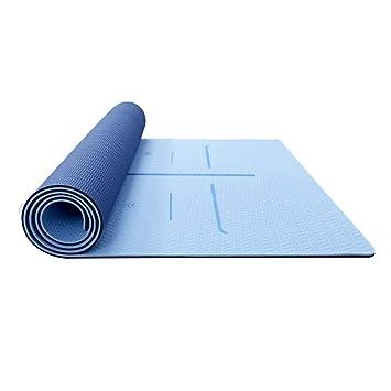 Amazon.com : FS Yoga Mat Fitness Mat Exercise Mat Size 183 ...