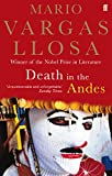 Death in the Andes by Mario Vargas Llosa front cover