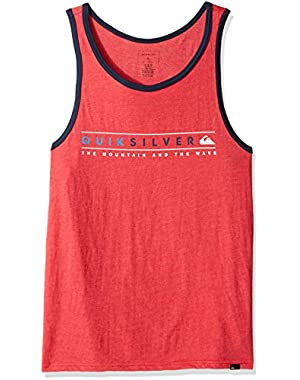 Men's Always Clean Tank T-Shirt