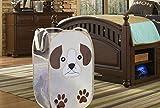 Mesh Popup Laundry Hamper - Portable, Durable