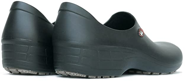 ab28da04ae4c Amazon.com  Sticky Shoes - Women s Cute Nursing Shoes - Waterproof Slip- Resistant - Keep Nursing  Shoes