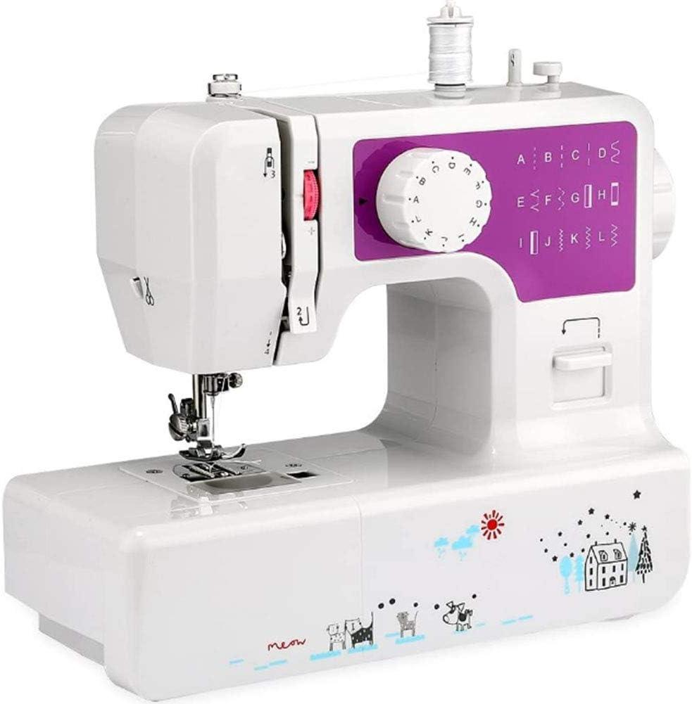 DSHUJC para máquinas de Coser, Máquina de Coser eléctrica Portable ...