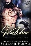 chinese bakery book - Watcher: A raven paranormal romance (Crookshollow Gothic Romance Book 5)