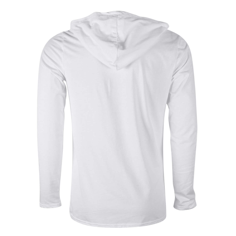 Katesid Mens Sport Casual Hoodies Long Sleeve Athletic Muscle Fit Workout Sweatshirts