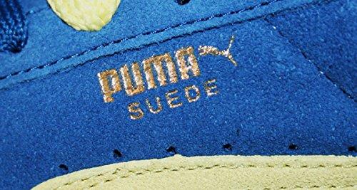 Uomo Puma Ginnastica da verde Classic Wedge L Blu Scarpe Blue fYBgZfq
