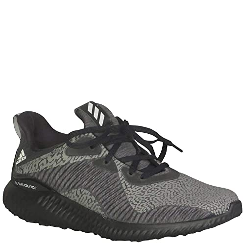 4b4457990519 Adidas Kid s Alphabounce HPC AMS J Boys Running Shoes  CoreBlack CoreBlack CoreBlack 6 Medium