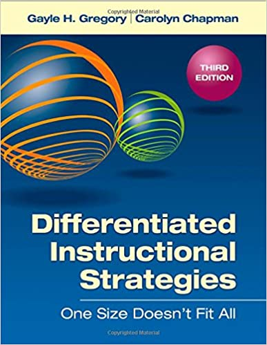 Amazon Differentiated Instructional Strategies One Size Doesn