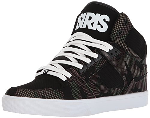 Image of the Osiris Men's NYC 83 VLC Skate Shoe, Covert/Ops/Lutzka, 10.5 M US