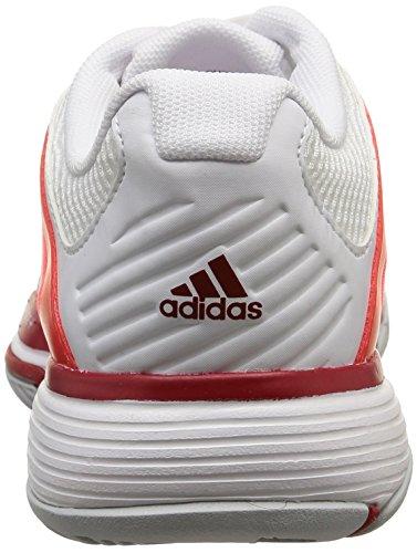 Scarpe Bianco Tennis Red Blanc adidas 4 White Solar Barricade da White Team Donna xwTgFq4