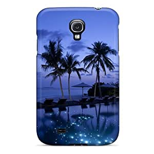 New Arrival Premium S4 Case Cover For Galaxy (lake Front Home)